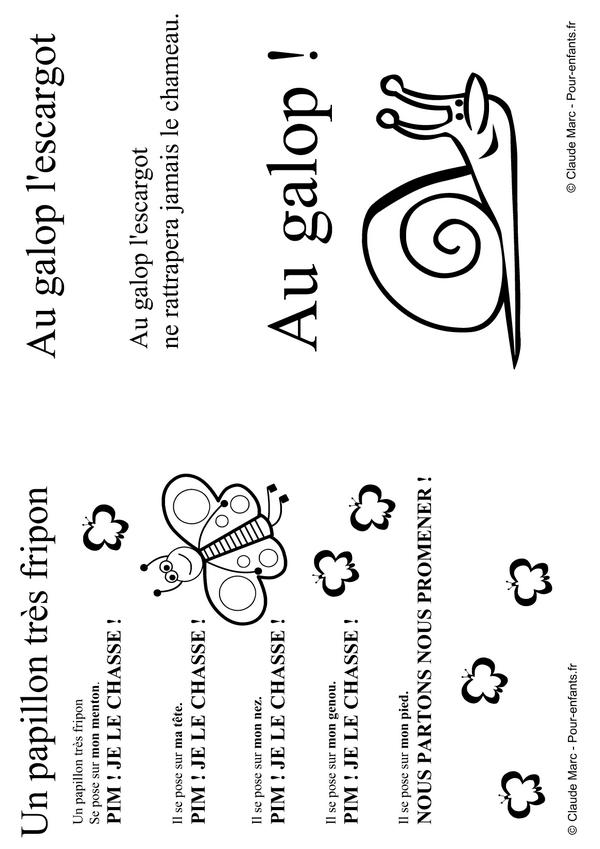 Cahier de vacances imprimer maternelle gratuit ps ms gs comptines poeme - Garde maison pendant vacances gratuit ...