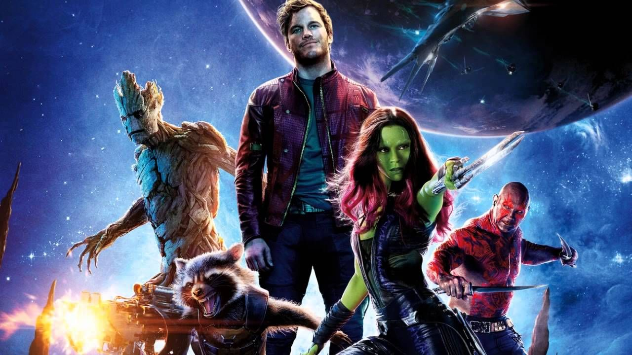 Guardians Of The Galaxy 2014 Movie Streaming Guardioes Da Ga