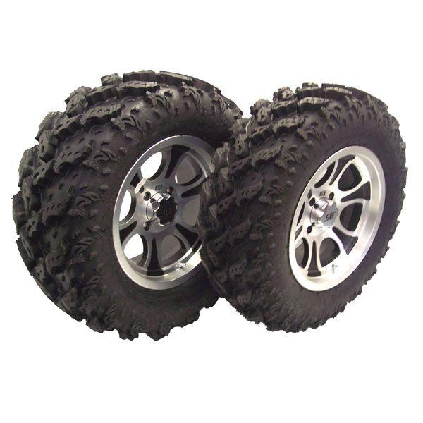 25x8-12 ATV Tire 6ply Interco Tire Reptile Radial
