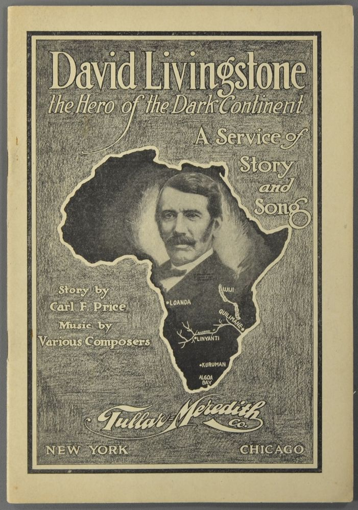 Dr Livingstone, I Presume? Missionaries, Journalists, Explorers