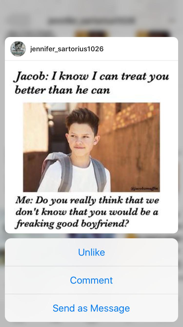 would he make a good boyfriend