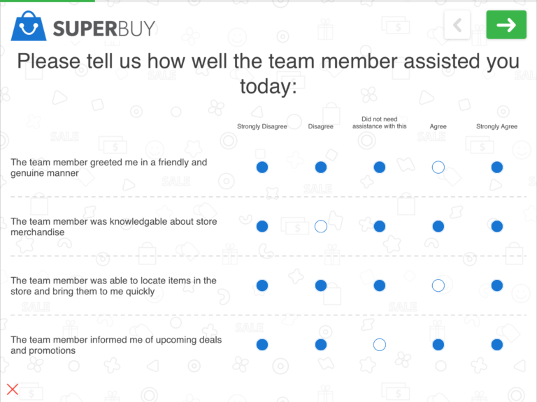 Free Customer Satisfaction Survey Template From