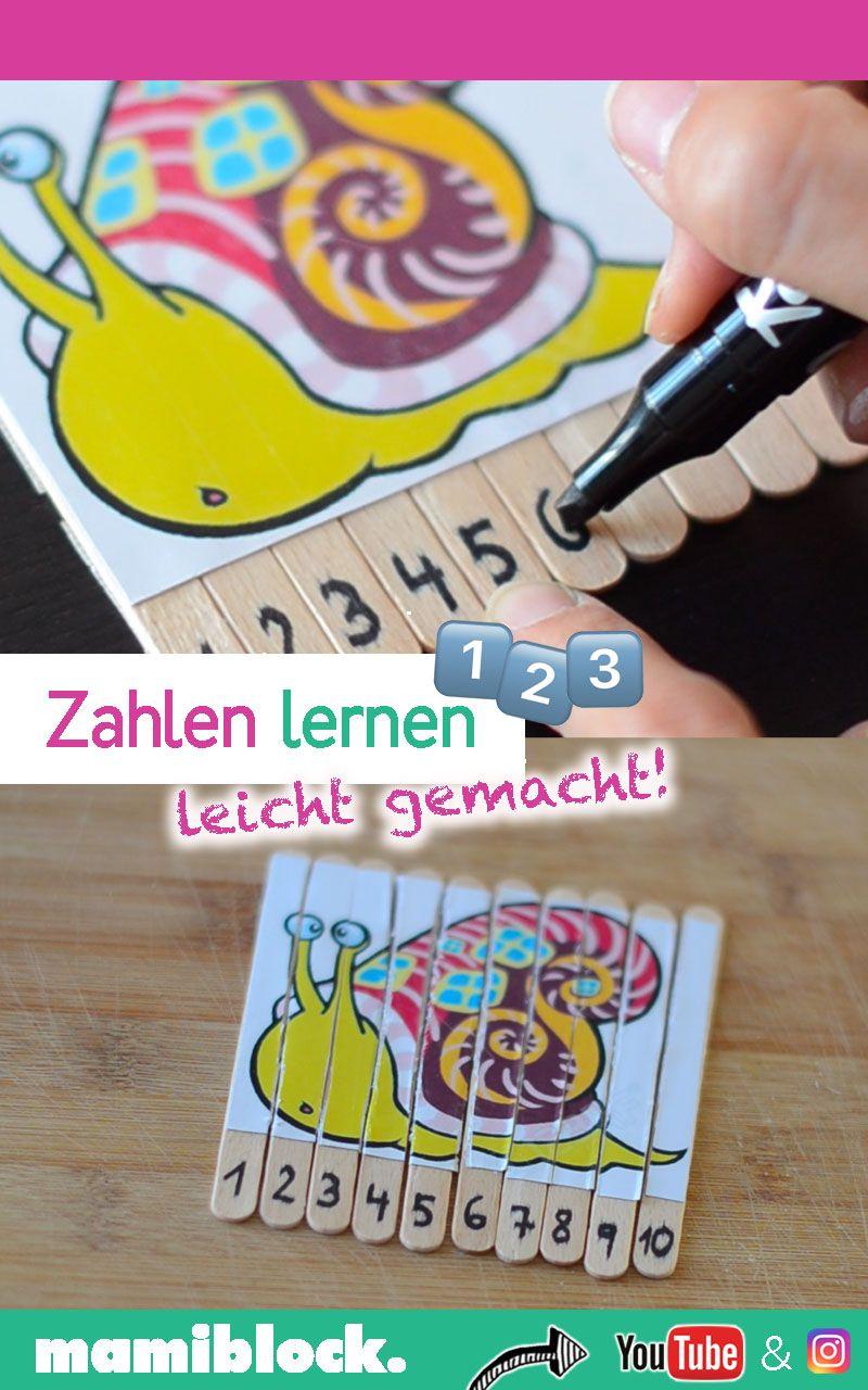 Photo of Zahlen lernen   Montessori