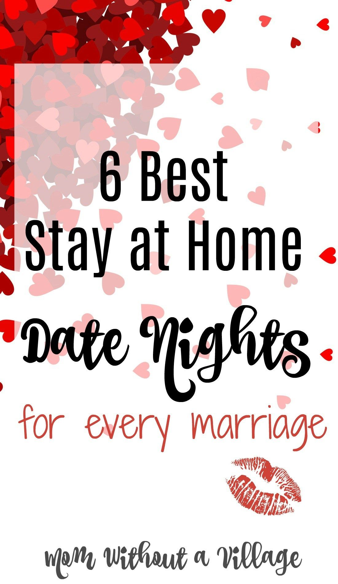 How to Have a Date Night at Home | Relationships, Parents and Mom hacks