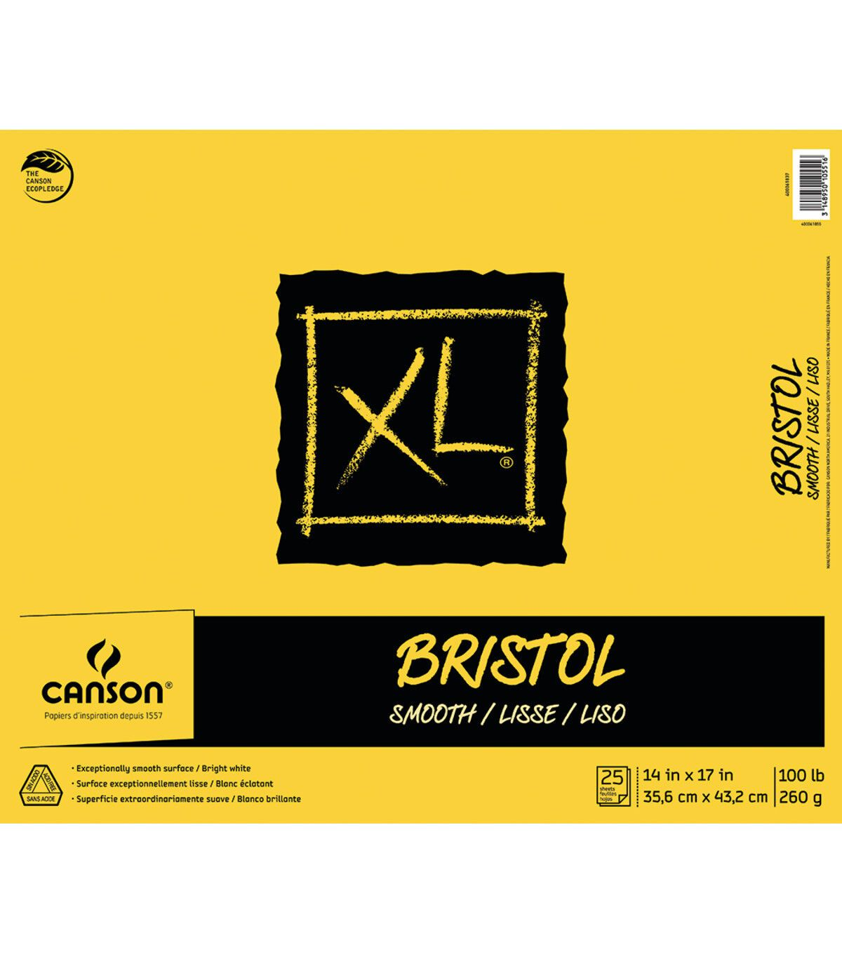 Canson Xl Series Mix Media Pad Canson Xl Bristol Smooth Pad In 2020 Bristol Mechanical Pencils