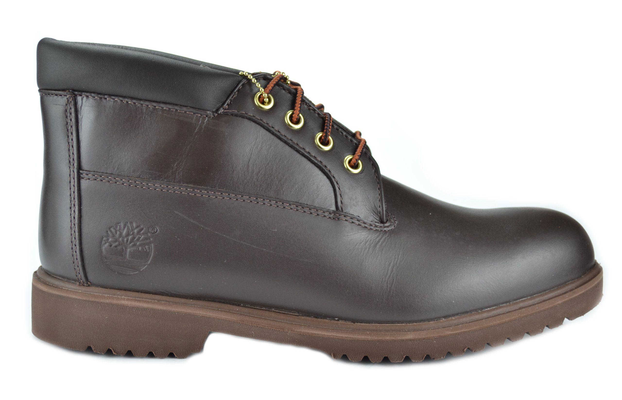 Timberland heritage chukka brown mens boots brown ueueue read