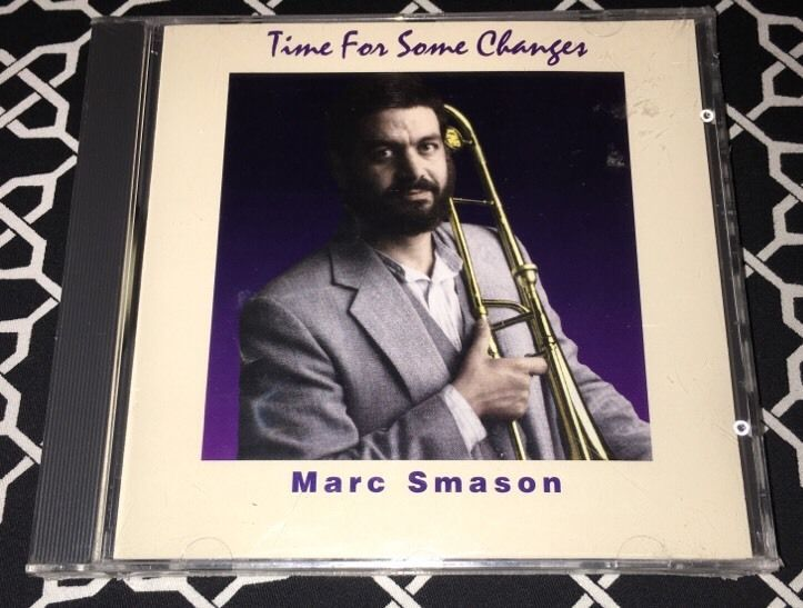 Marc Smason Time for Some Changes RARE OOP Seattle Contemporary Jazz | eBay