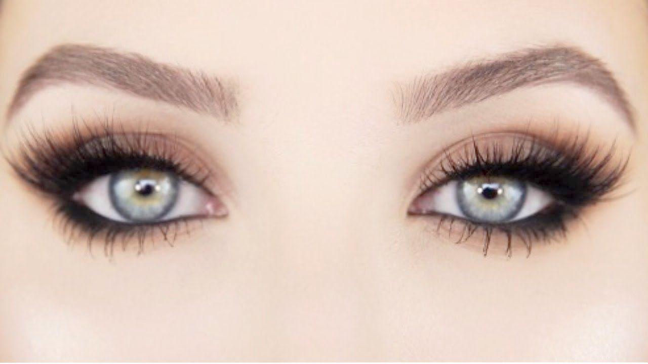 Smokey Eye Natural Colors Smokey Eye Makeup Tutorial For Green Eyes