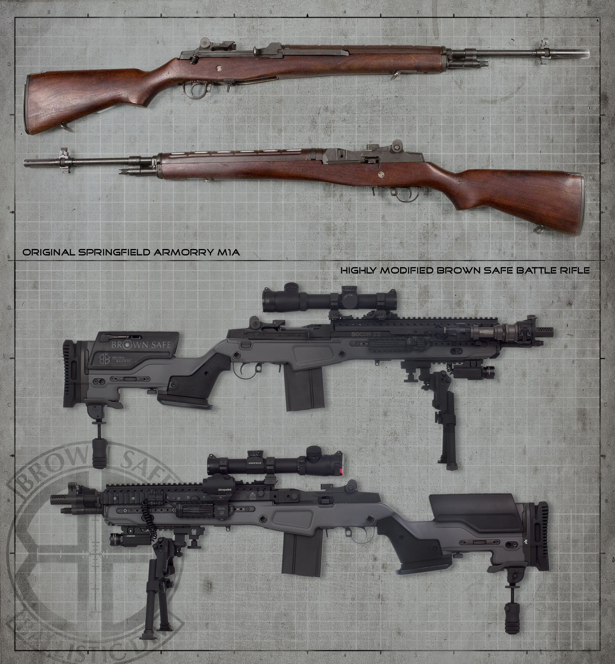 1000  images about M-14 / M-1A on Pinterest