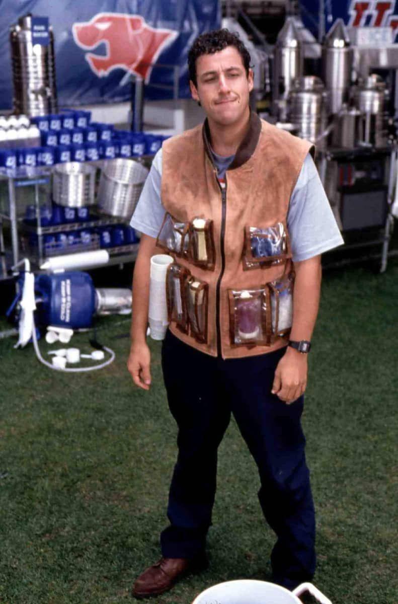 """Adam Sandler Cosby Show adam sandler in the waterboy! """"robert 'bobby' boucher, jr.'s"""