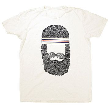 Richie Tenenbaum tee by Matt Allen