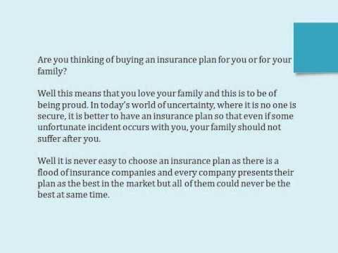 The Insurance Companies It Self Offer A Life Insurance Premium