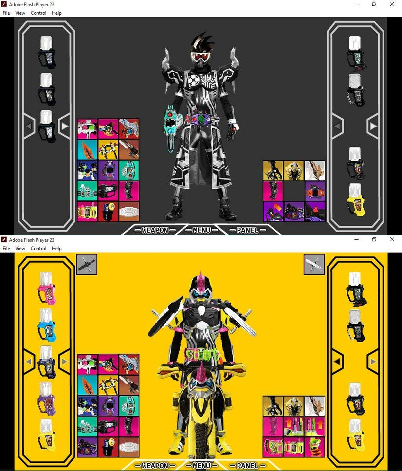 [FLASH] Kamen Rider Ex-Aid V 10.33.13 By Crimes0n