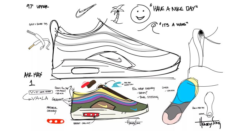 Behind the Design: Nike Air Max 97. Nike SNEAKRS GB