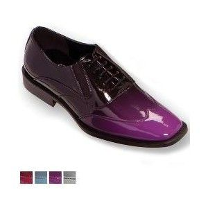 Ombre Leather Shoe