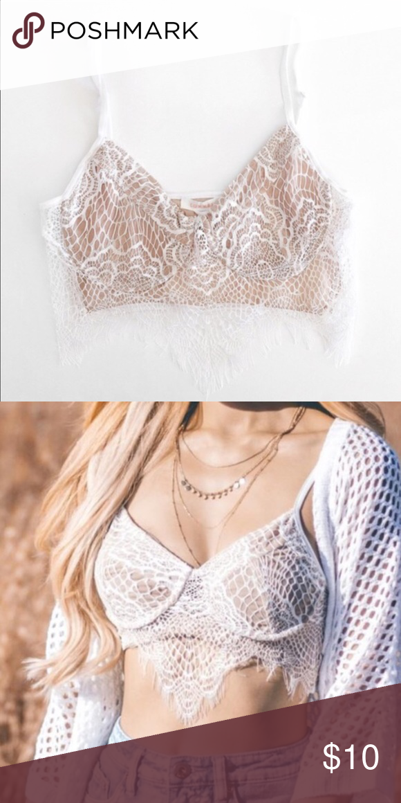 1098dfd00a5 Lace Bralette brand new Brand new Tops Crop Tops