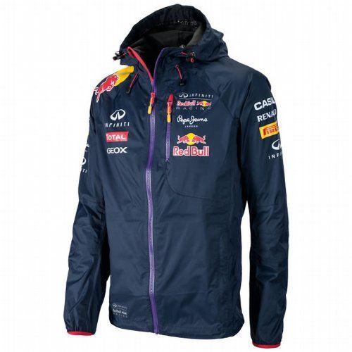 22b09bef209 Infiniti Red Bull Racing Rain Jacket Size XXL Infiniti Red Bull Racing  http
