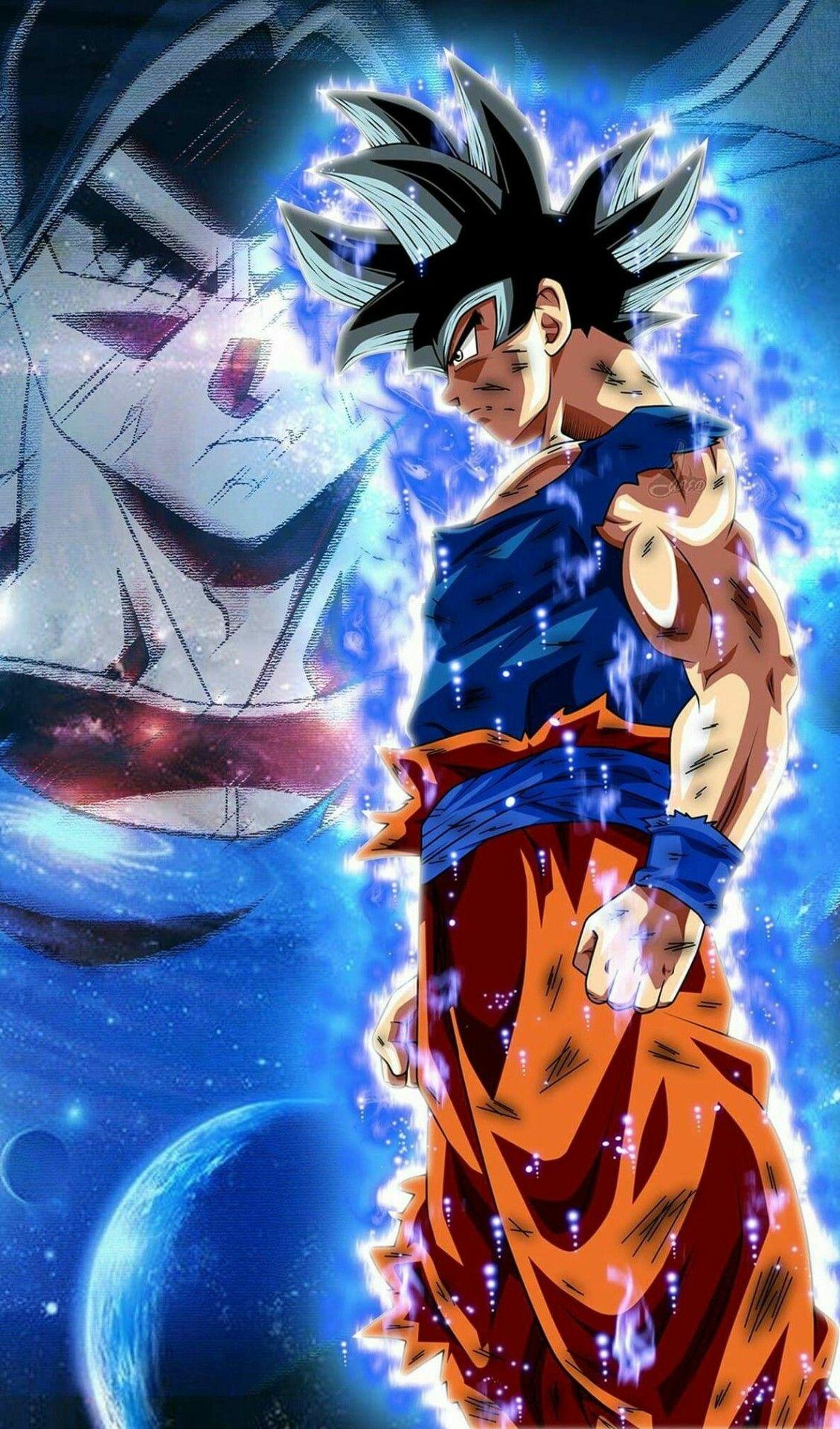 Dragon Ball Super Dbs Fan Art Goku Migatte No Gokui Ultra Instinct Anime Dragon Ball Super Dragon Ball Wallpapers Dragon Ball
