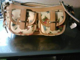 Dooney and Burke Purse (real)