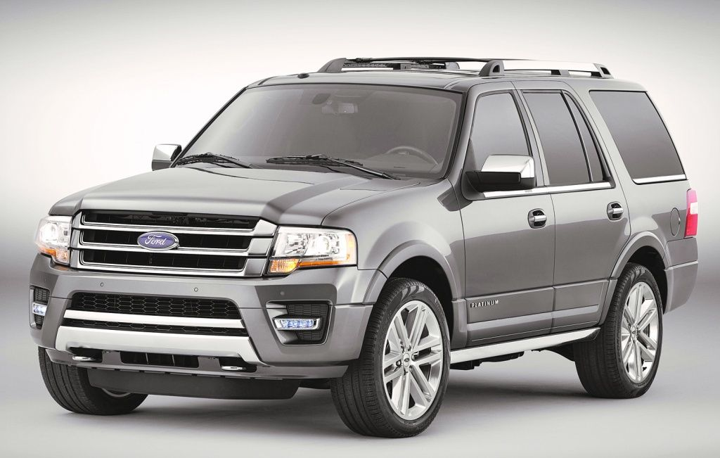 Ford S Redesigned 2015 Expedition Suv Offers More Fuel Efficiency