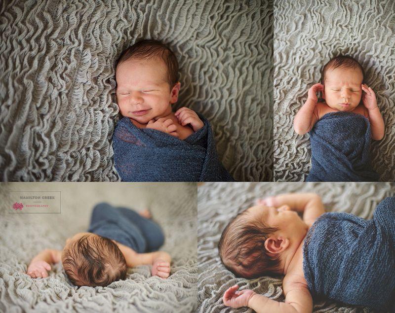 Hamilton creek photography newborn photography simple newborn poses
