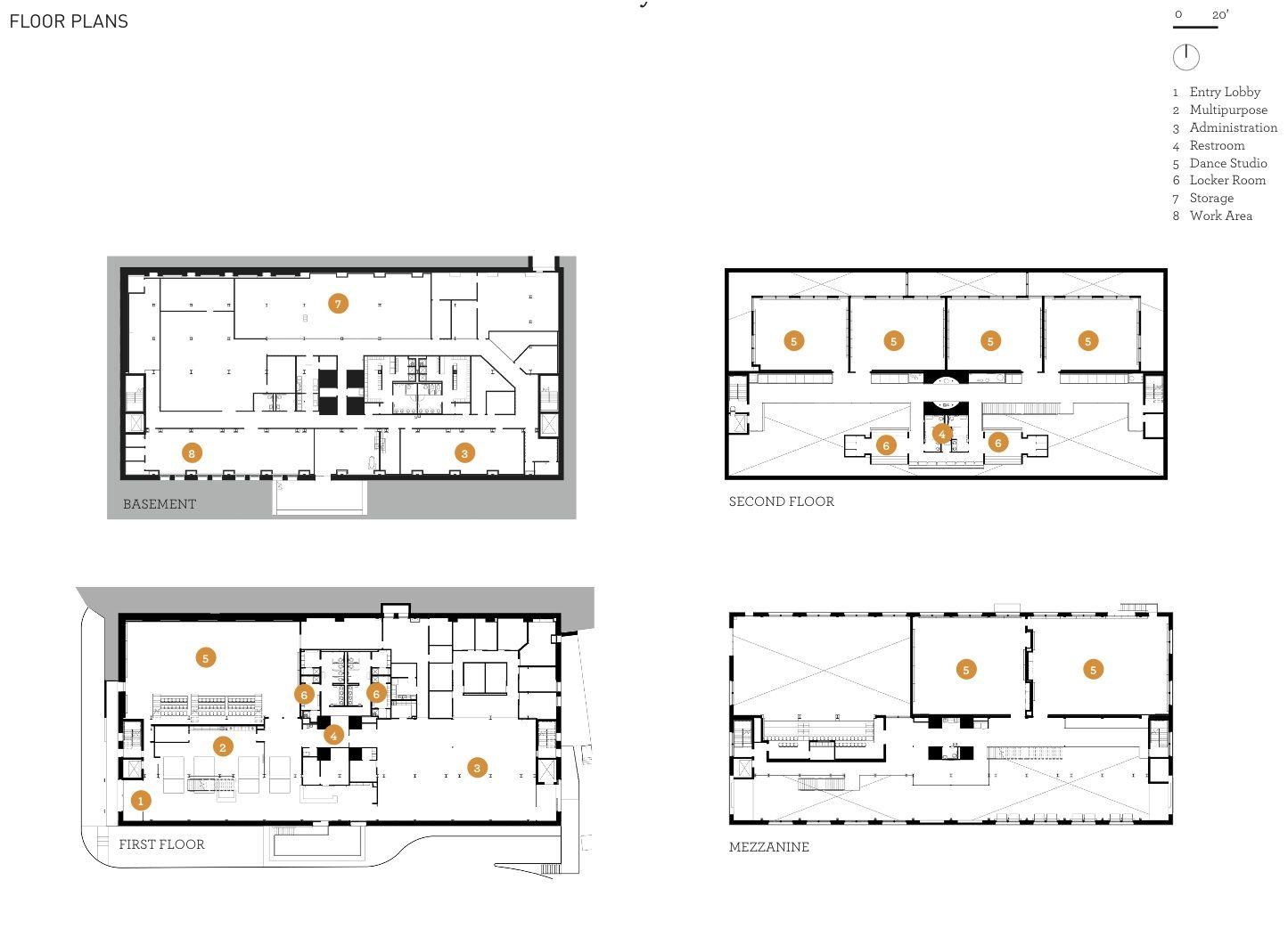 100 mezzanine floor plan house thesis a boutique hotel by shelley quinn at coroflot com - Studio plan met mezzanine ...