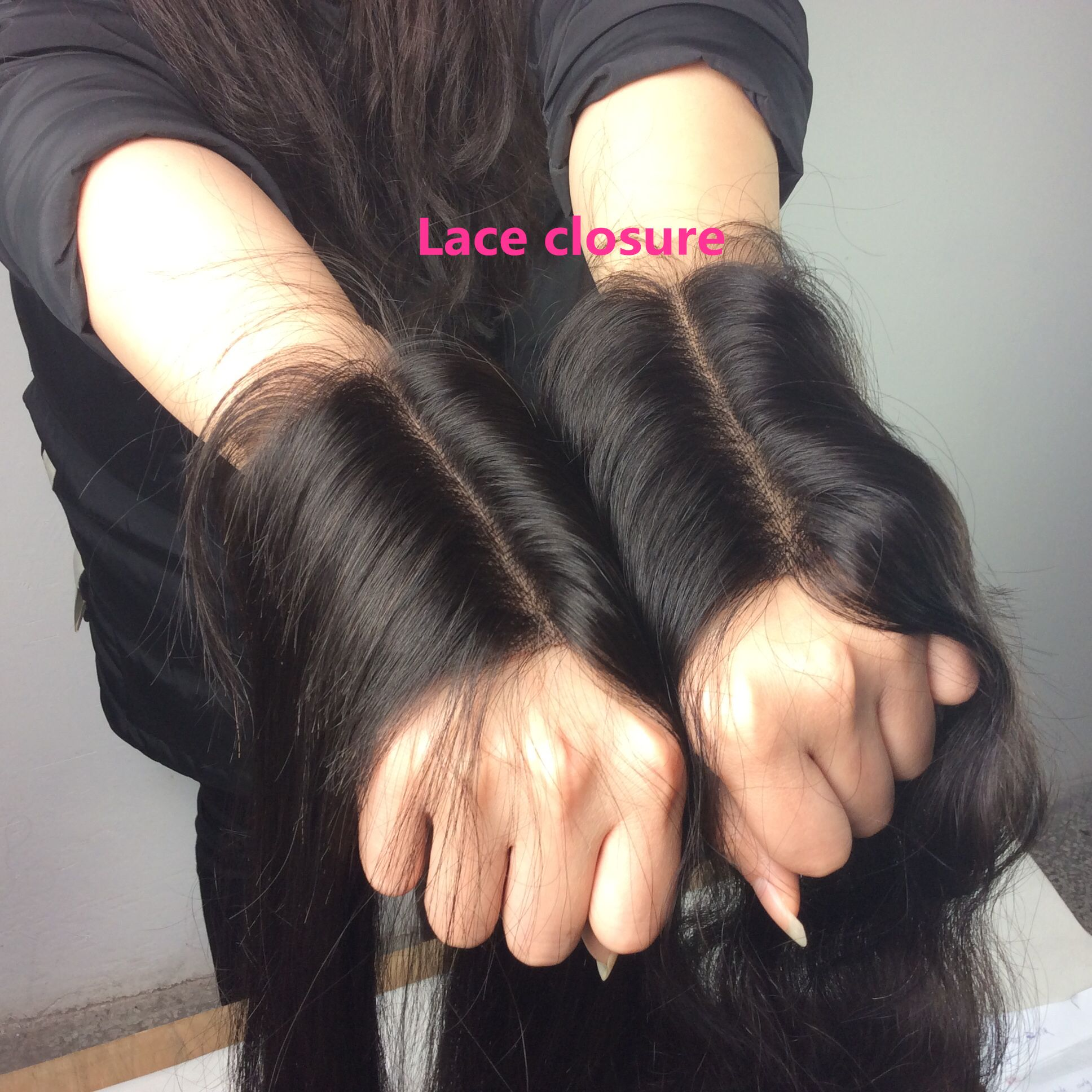 #dyhair777 lace closure looks so natural ,no shedding no tangle , link: www.dyhair777.com