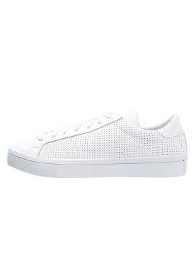 adidas Originals COURTVANTAGE - Baskets basses - white/core ...