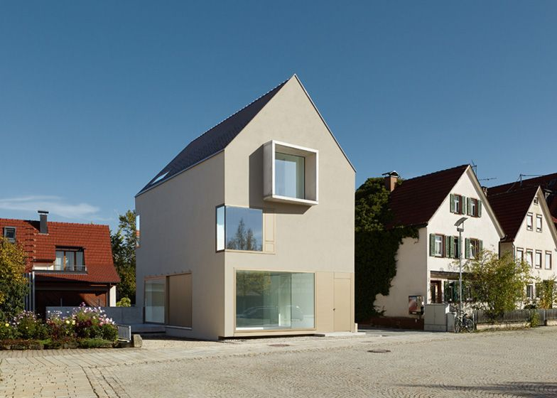 Haus E17 Metzingen Germany 2012: Pin By Miguel Brovhn On Architecture