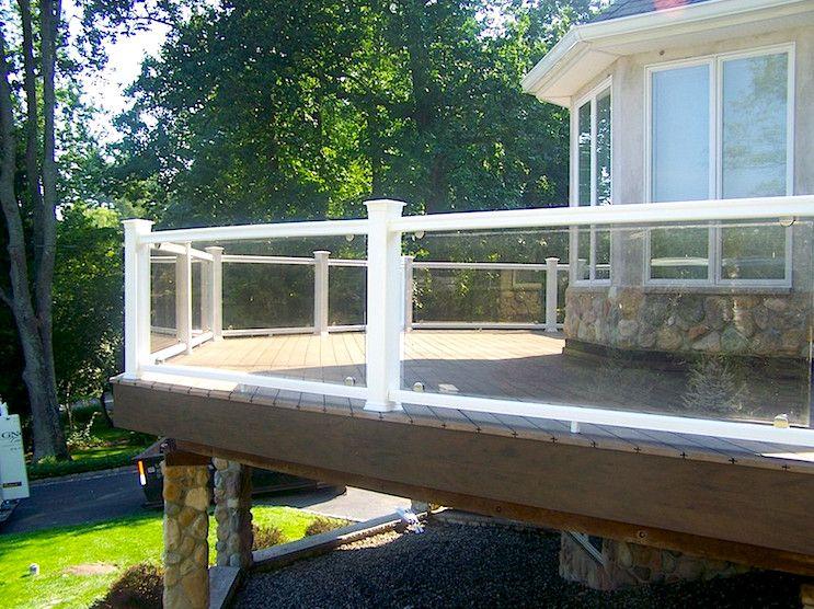 Plexiglass Deck Railing Systems Deck Railings, Deck Railing Systems, Roof  Deck, Deck Stairs
