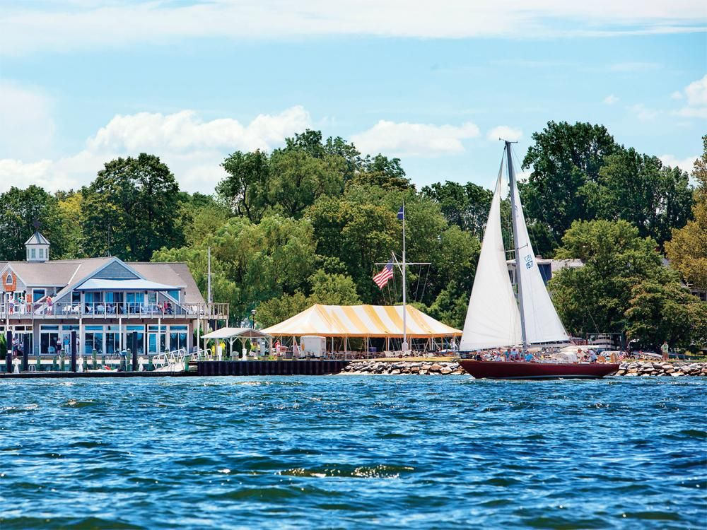 50 Best Yachting Towns Maine cottage, Florida vacation