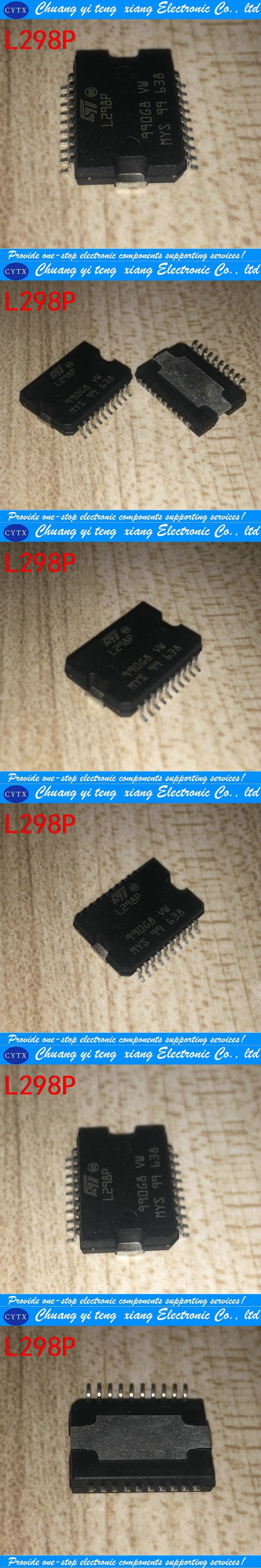 Integrated Circuits Ic Components And More L298p Sop L298 Shield Of Motor Circuit Smd 5pcs Lot