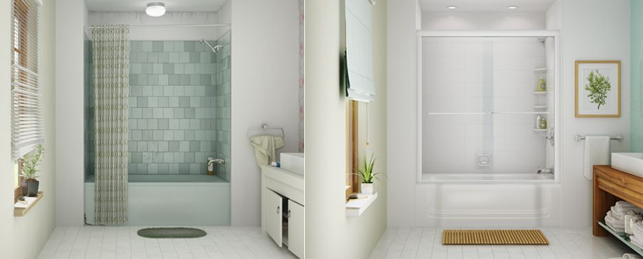 bath fitter vancouver careers. alittle before and after with bath fitter!! the finished product on right looks fitter vancouver careers