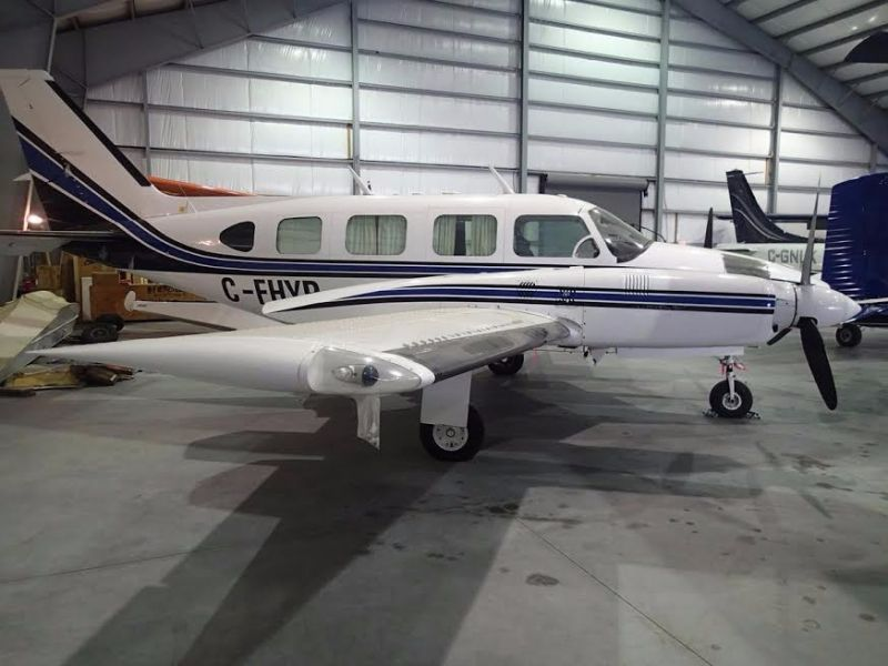 1975 piper pa 31 325 aircraft fighter jets piper