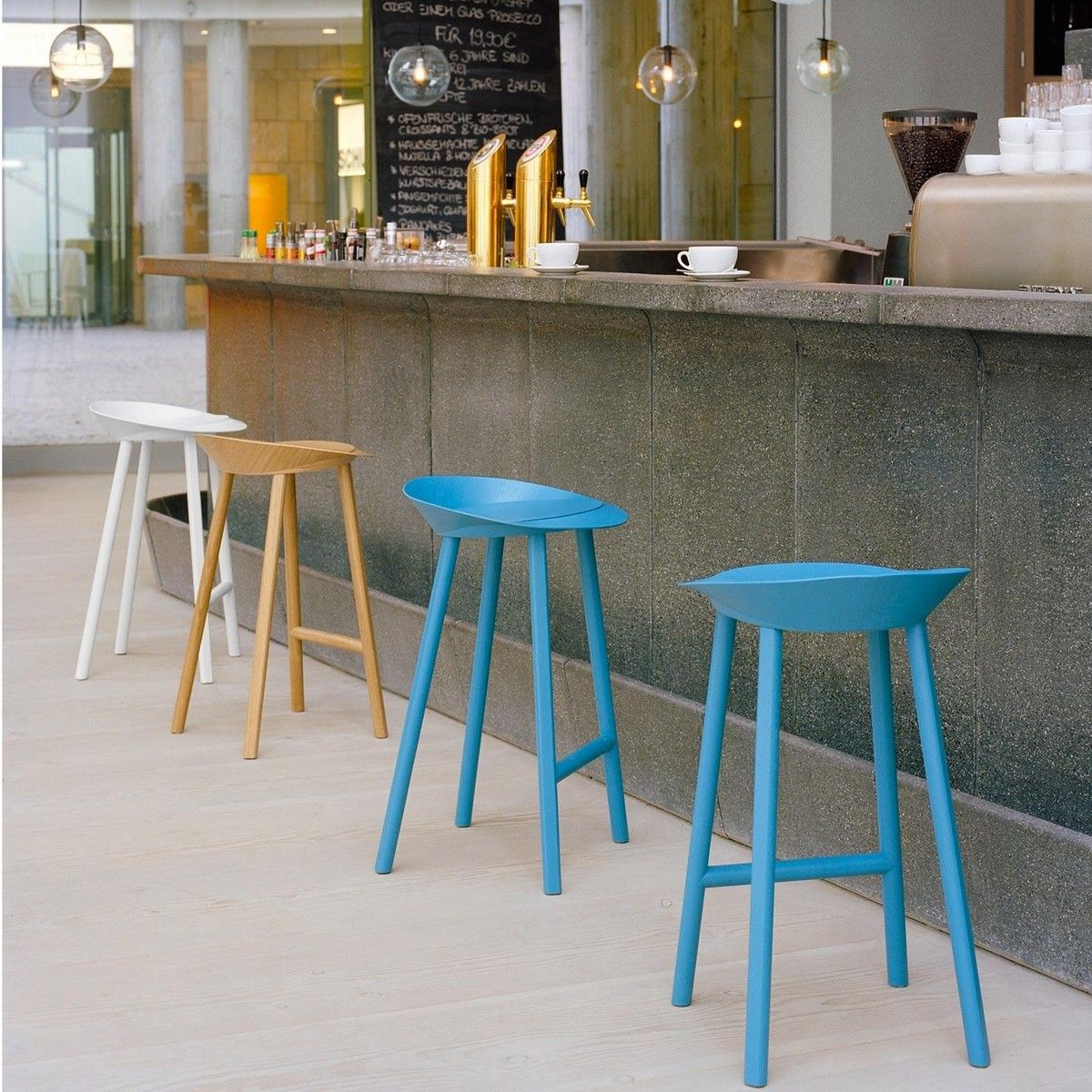e15 ST10 Jean Barstool | Counter stool, Stools and Kitchens