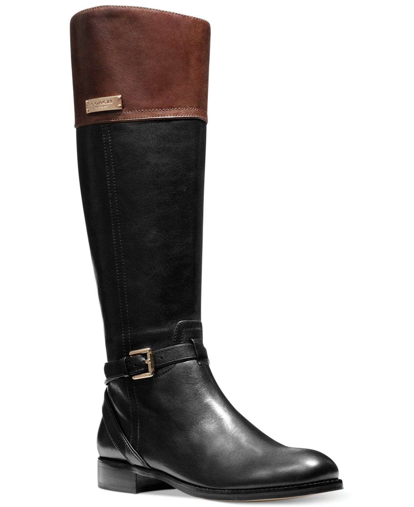 Coach Micha Boot - Boots Shoes Macy' Accessories