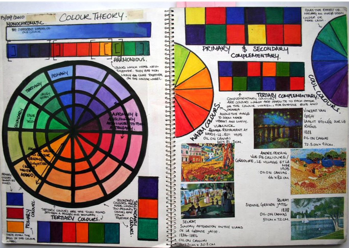 Pin By Miss Maxwell On Color Theory
