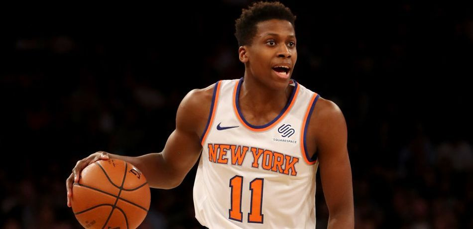 Nba Rumors Suns And Four Other Teams Express Interest In Trading For Frank Ntilikina Will Frank Ntilikina Be Dealt Before The February Nba Rumors Knicks Nba