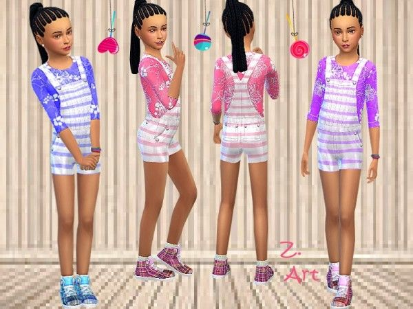 • The Outfit ResourceMore Fun 4 Sims Zuckerschnute20 By hBdtsQrCx