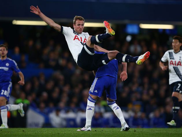 Harry Kane Questions Chelsea for Celebrating as If They'd Won the Title Themselves