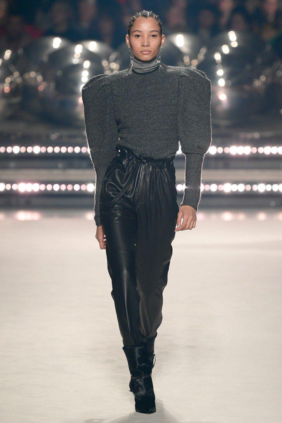 Isabel Marant Fall 2020 ReadytoWear Fashion Show в 2020