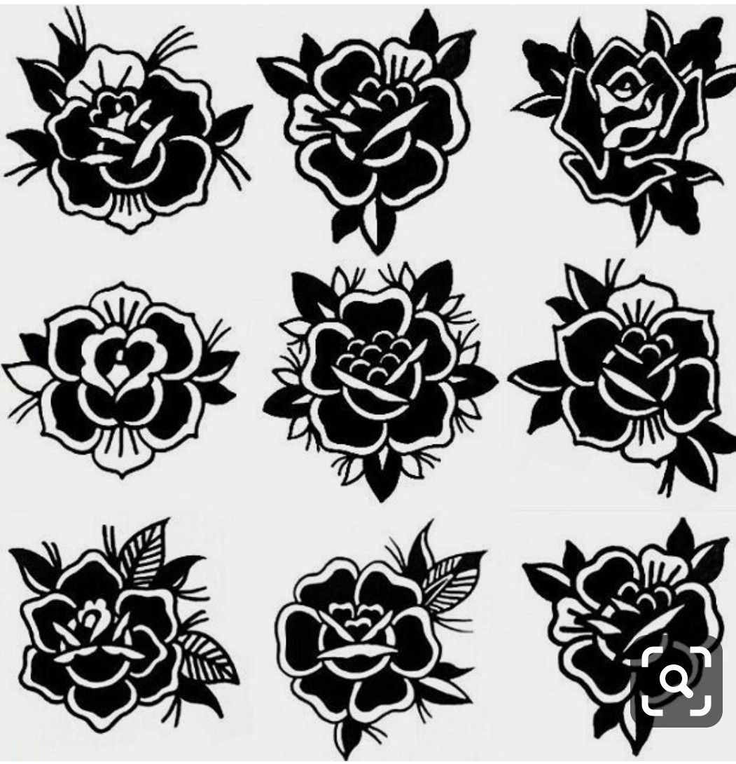 Pin By Alexis On Me Gusta Cel Traditional Tattoo Drawings Old School Rose Black Rose Tattoos