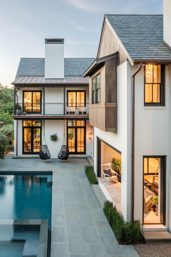 L Häuser: 63 Entwürfe mit Plänen und Fotos #hausdesign