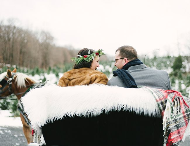 Christmas Tree Farm Weddings.Christmas Tree Farm Wedding Inspiration Christmas