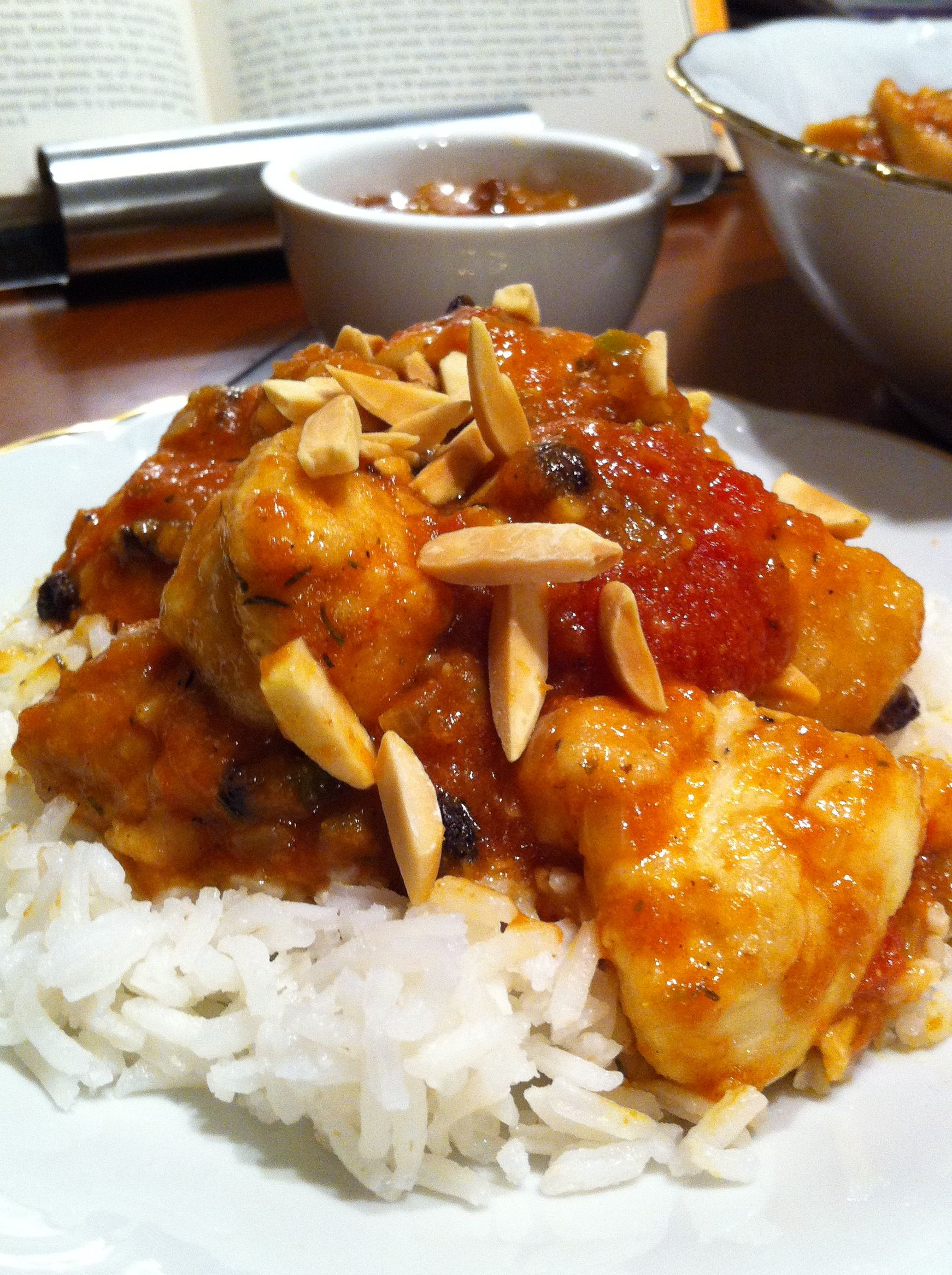 Country captain chicken curry american heritage cooking
