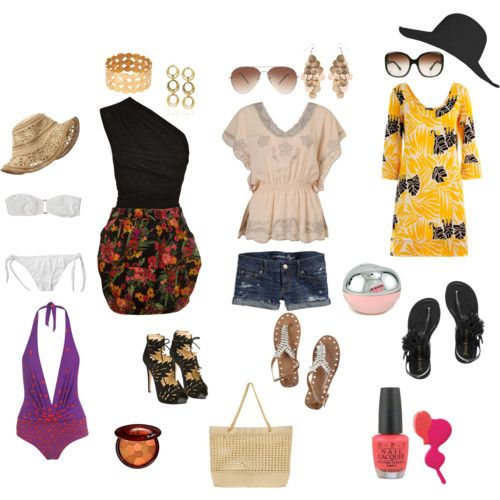Cruise Packing Outfit Fit Ideas And Travel Clothes