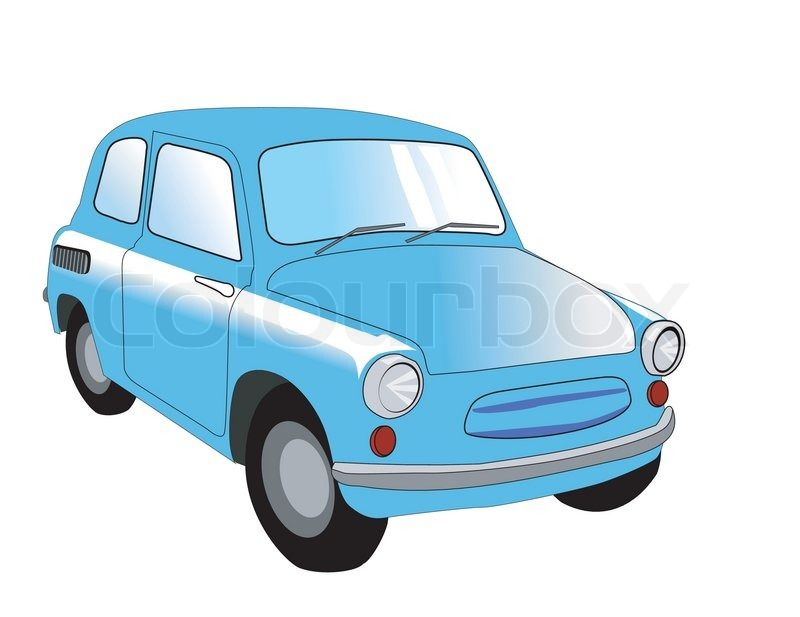 Stock vector of \'Old car\' https://www.colourbox.com/search/find ...