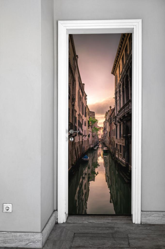 Best Venice Italy Door Mural In 2019 Door Murals Painted 400 x 300