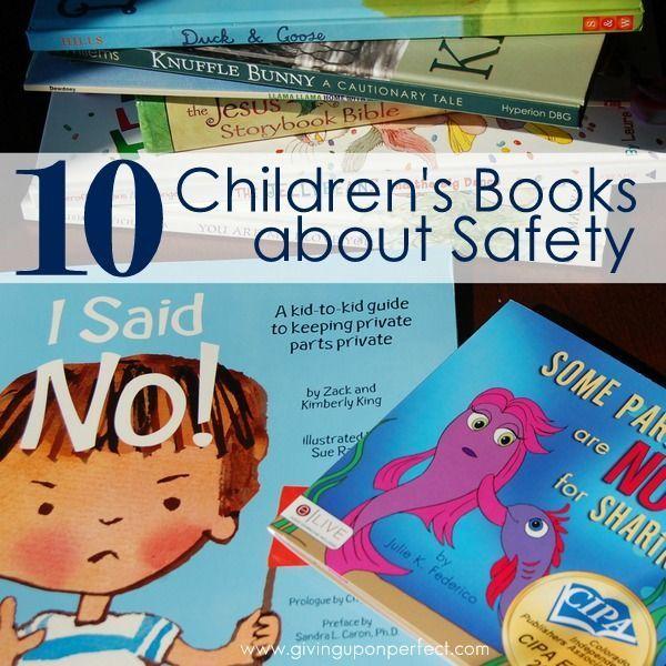 10 Childrens Books About Stranger Danger and Safety Rules #strangerdanger 10 Childrens Books About Stranger Danger and Safety Rules #strangerdanger