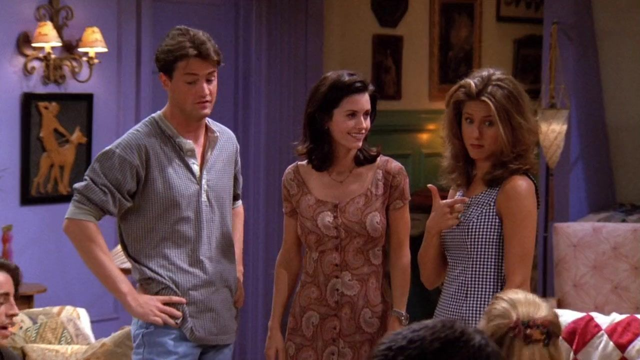 Recap of Friends Season 1 Episode 3 (S01E03) - 21 | Friends